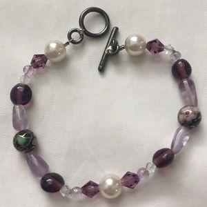 925 Sterling Silver Vintage Bracelet
